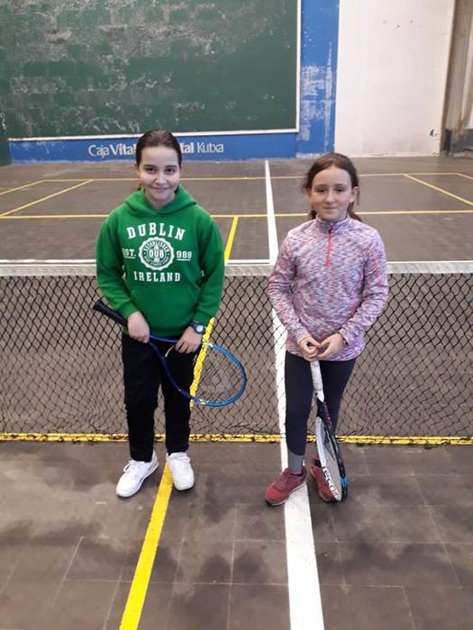 Gabonetako partidak antolatu ditu Laudio Tenis Klubak - 16