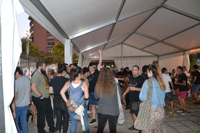 Untzueta dantza taldeak 35. urteurrena ospatu zuen atzo - 95