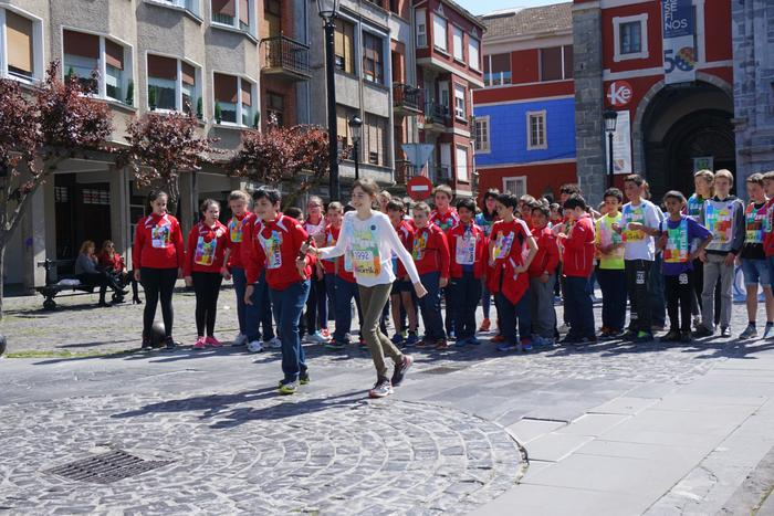 Korrika Txikia Urduñan: Foru plaza hartu zuten herriko txikienek - 10