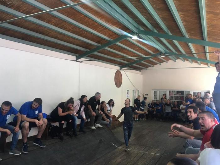 Bea Isasi eta Bernardo Barcena aiararrak dira Euskadiko bola txapeldun berriak - 1