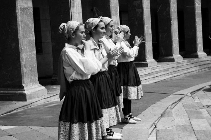 Eguzkilore dantza taldeak erakustaldia egin zuen igandean - 22