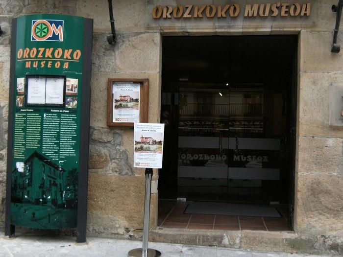 Akriliko eta oleo erakosketea antolatu dau Orozkoko Museoak