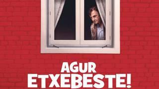 """""""Agur Etxebeste!"""" filma ikusteko sarrera bikoitza Donibane Aretoan"""