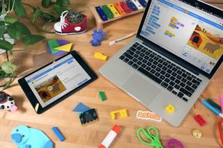Scratch 3.0, haur eta gazteek informatika sortzailea ikasteko programaren aukera berriak