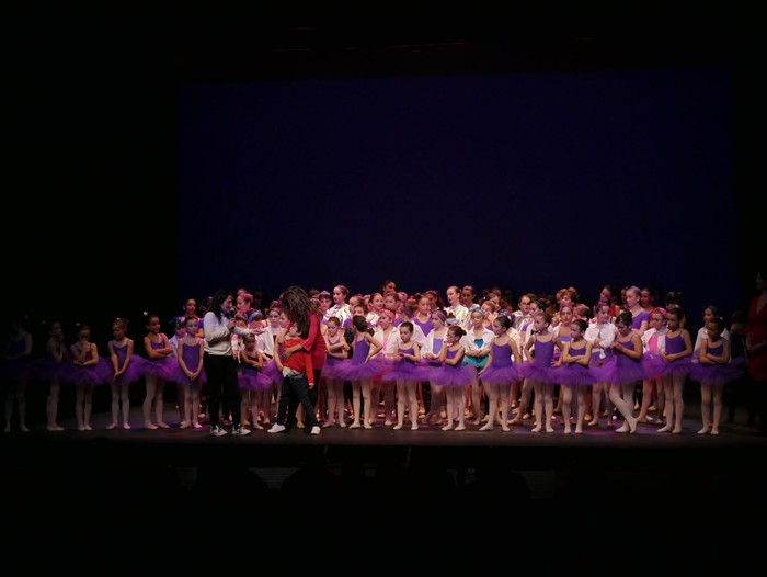 Ballet gala, San Fillippo sindromearen alde - 79