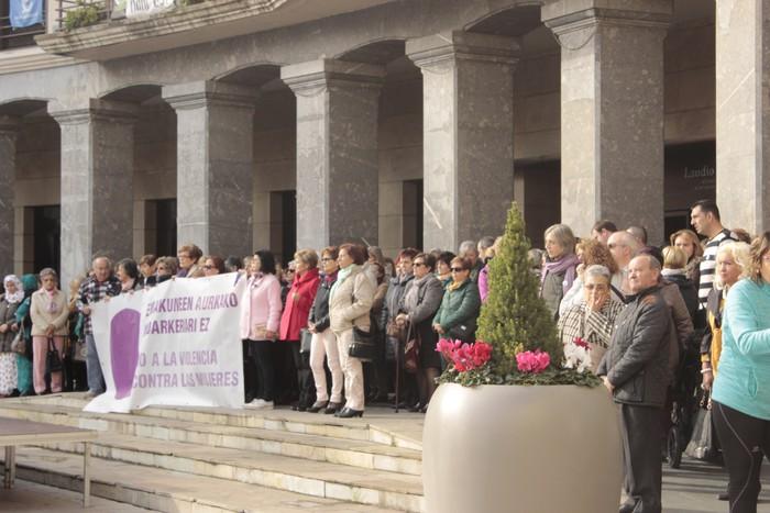 Indarkeria matxistaren aurka mobilizatu dira eskualde osoan - 63