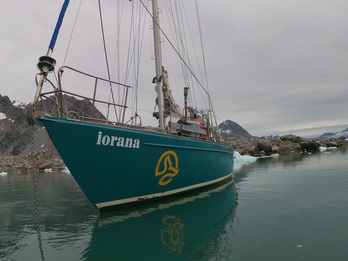 [UDARIKLIK] Groenlandian eskalatzeko icebergak ekidin behar izan ditu Zigor Egiak - 23
