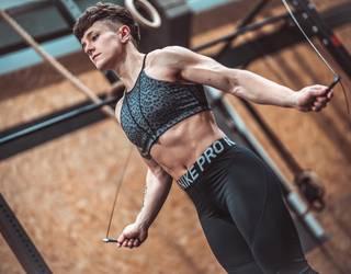 Munduko Nobull CrossFit Open Txapelketako 3. fasera igaro da Oihana Moya, Europako sailkapenean 27. postua lortuta