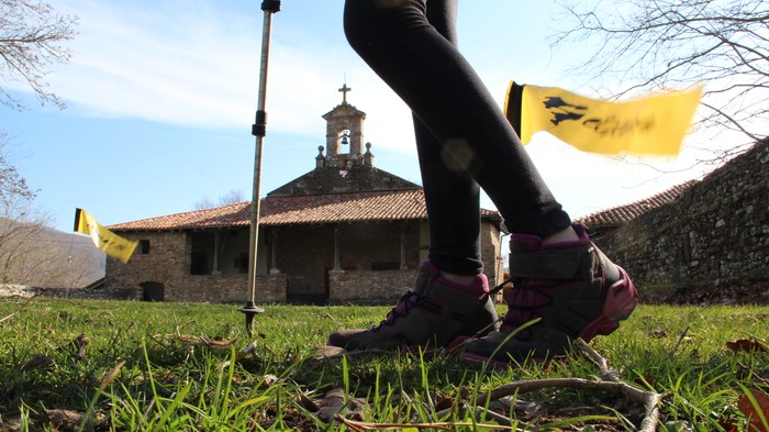 Ekainaren 11n izango da aurten euskal presoen aldeko Garrastatxuko mendi ibilaldia