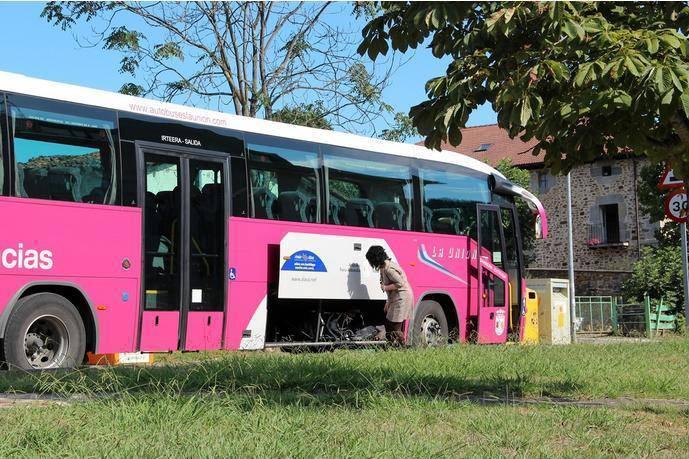 Gasteizera autobusez joateko ordutegia aldatuko dute irailetik aurrera