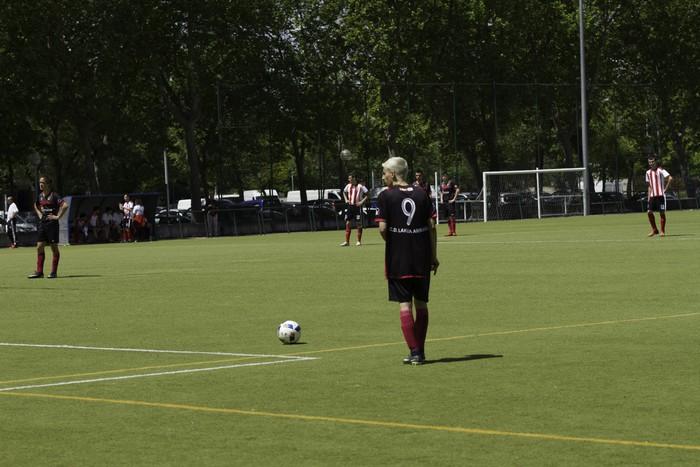 CD Laudioko gazteek lortu dute sailkapena Euskal Ligako play-offak jokatzeko - 51