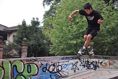 Laudiers Skate taldea elurrez jantziko da datorren larunbatean