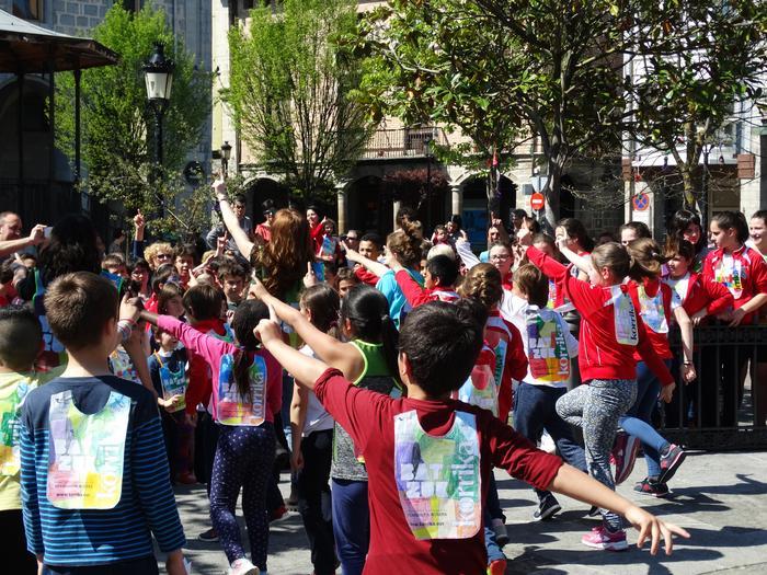 Korrika Txikia Urduñan: Foru plaza hartu zuten herriko txikienek - 26