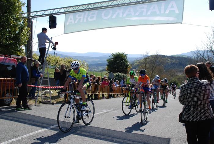 Ivan Romeok eta Olatz Caminok irabazi dute Aiara Birako aurtengo edizioa - 56