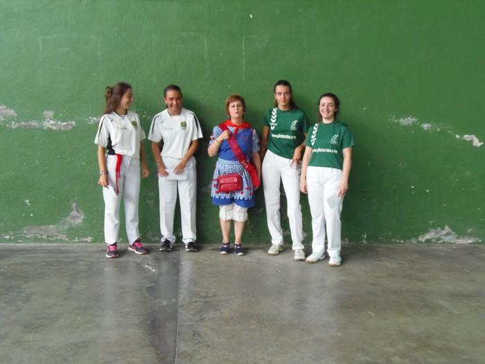 Giro ona protagonista Luiaondoko jaien lehenengo txanpan - 35