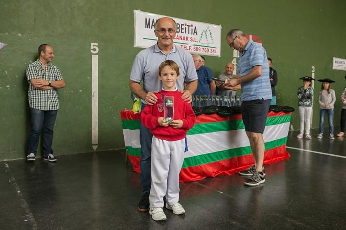 Herriko pilota txapelketa jokatu zuten asteburuan - 49