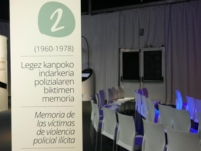 Memoriaren Plaza ikusteko aukera egongo da igandera arte - 20