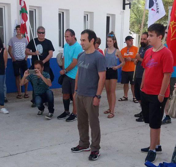 Gaurdia Zibilak goizean egindako atxiloketak salatzeko mobilizazioa egingo dute Amurrion