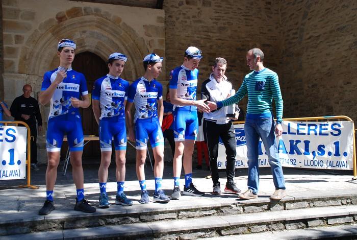 Ivan Romeok eta Olatz Caminok irabazi dute Aiara Birako aurtengo edizioa - 21