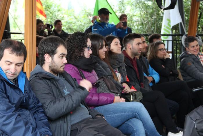 """EH Bildu: """"8 urteetako lanari esker, proiektu handiak egiteko egoera onean gaude"""" - 13"""