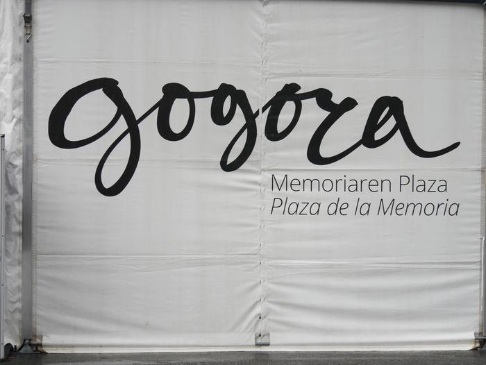 Memoriaren Plaza ikusteko aukera egongo da igandera arte - 22