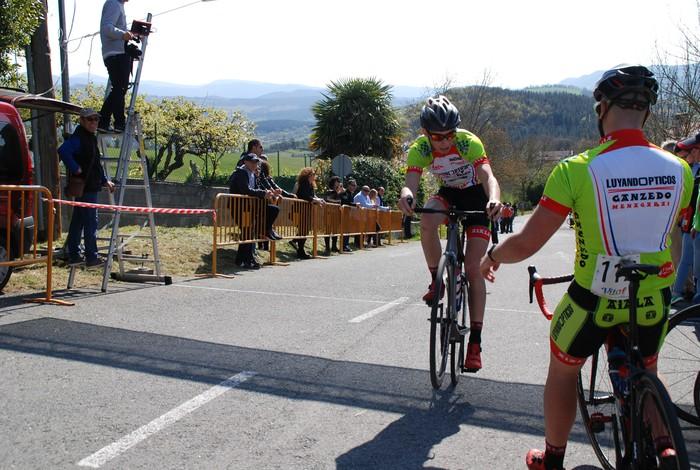 Ivan Romeok eta Olatz Caminok irabazi dute Aiara Birako aurtengo edizioa - 65
