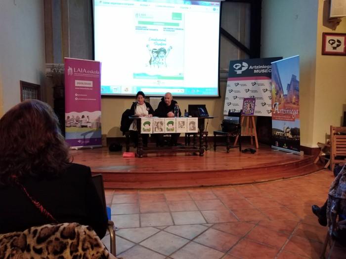 Eskualdeko talde eta elkarte feministei aitortza egin zieten Berdintasun topaketan - 9
