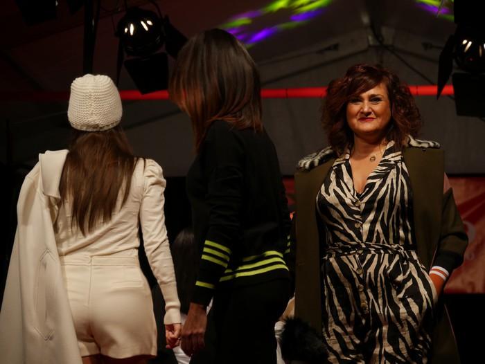 """Herritarrak """"modelo afizionatu"""", Laudio moda desfilean - 43"""
