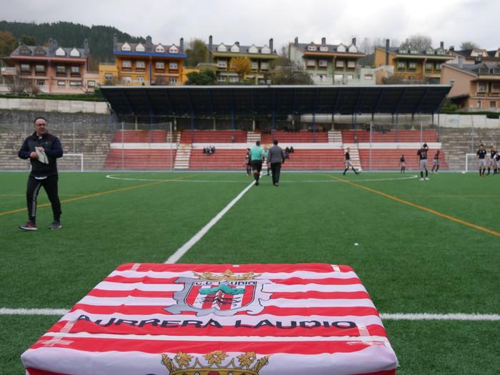 Futbol txapelketa egin dute Jon Urkijo Labururen omenez - 18