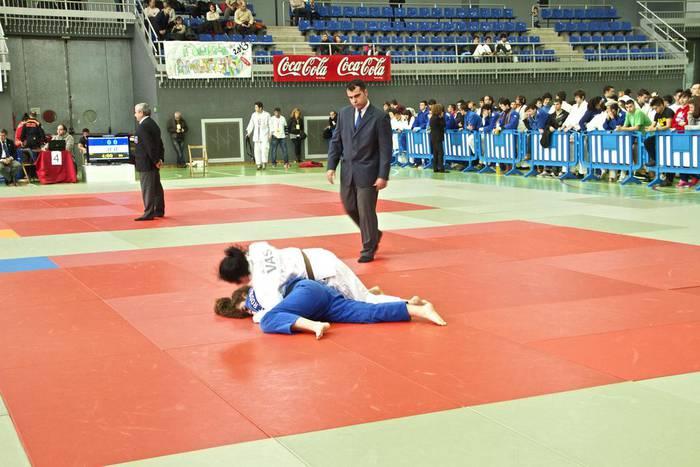 Nazioarteko Judo Txapelketaren XXXVI. edizioa egingo dute asteburuan