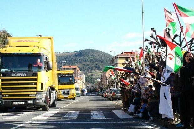 Sahararen Aldeko XII. Euskal Karabanari ekarpenak egiteko aukera dago jadanik