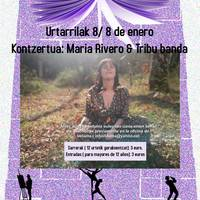 Maria Rivero & Tribu Banda