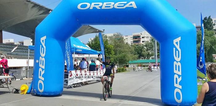 Julen Latorre Gulias garaile, Getxoko Euskadi Openean