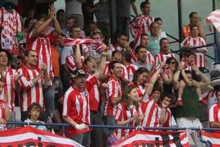 Laudio eta Bilbao Athleticen arteko partidua klubaren egun erdia izango da