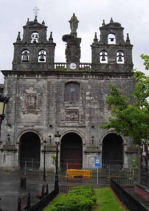 Urduñako Udalak hirigintza-lizentzia eman dio Gasteizko Elizbarrutiari Familia Santuko elizaren obrekin hasteko