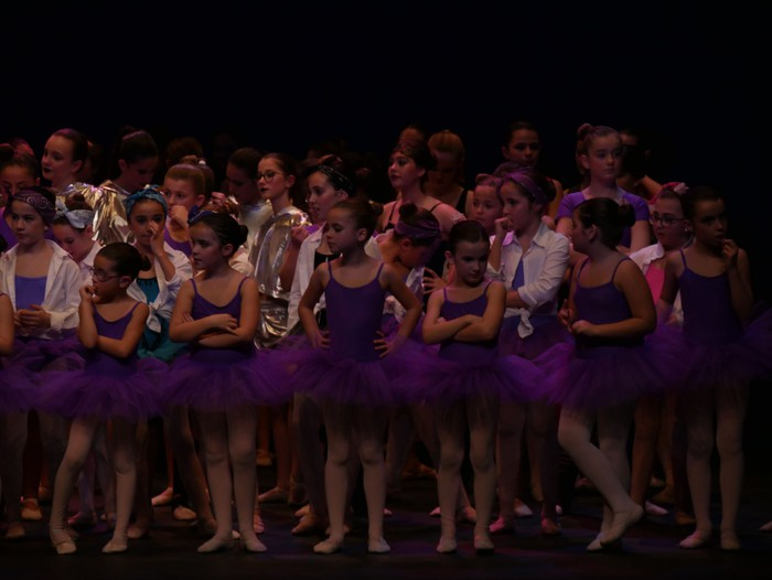 Ballet gala, San Fillippo sindromearen alde - 75