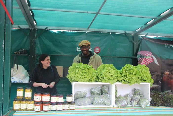 Azoka agroekologikoa ospatu dute Urduñan - 3