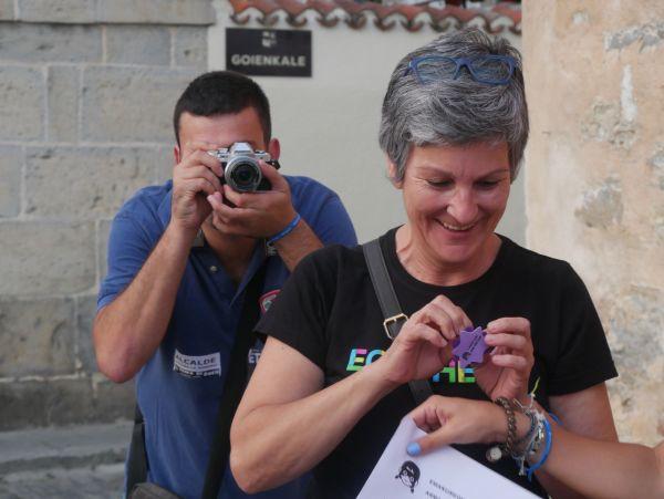 Ana Perezen pregoiari jarraiki, festarekin gaztetu da Artziniega - 15