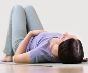 Abdominal hipopresiboen tailerra menopausia sufritzen duten edo erditu duten emakumeentzat