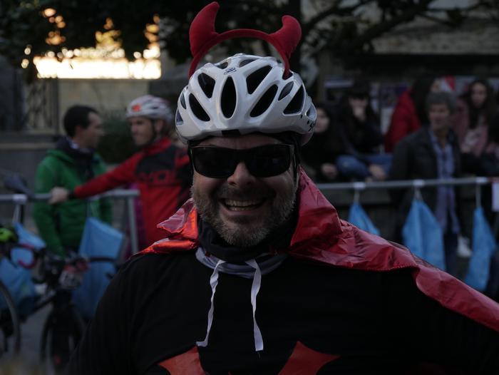 Ander Ganzabalek irabazi du San Silbestre lasterketa jendetsua - 86
