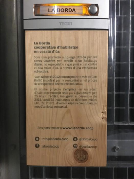 [ARGAZKIAK] Erabilera lagapeneko etxebizitza kooperatibei buruzko formazioa Bartzelonan - 5