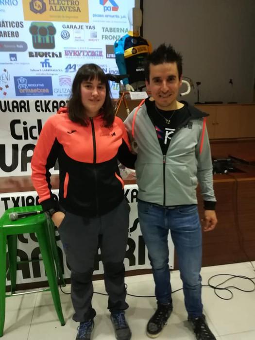 Igor Antonen solasaldia, Amurrioko Txirrindulari Elkartearen urtemugaren pizgarri - 25