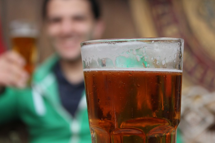 Derrigorrezko Bigarren Hezkuntzako ikasle gehienek ez dute alkoholik kontsumitzen