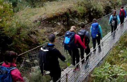 """Himalayan daude """"Oxigenoa euskari 6000 metroan ere"""" espedizioko 3 aiaraldearrak"""