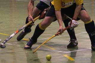 Euskadiko Areto Hockey Txapelketako finala jokatuko du bihar Ganbegik kiroldegian