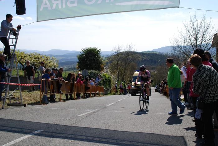 Ivan Romeok eta Olatz Caminok irabazi dute Aiara Birako aurtengo edizioa - 77
