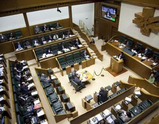 Eskualdeko  17 ordezkari joango dira Eusko Legebiltzarreko hauteskundeen zerrendetan