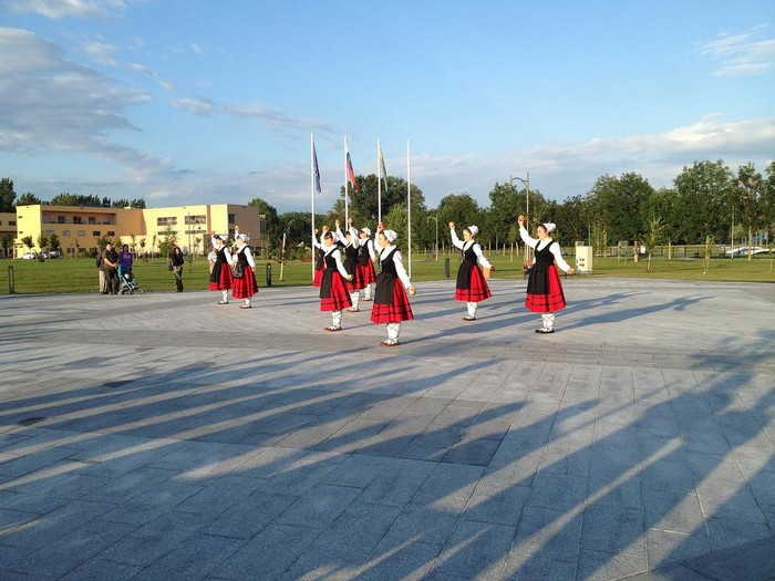 Aiara Dantza Taldea Eslovenian - 5
