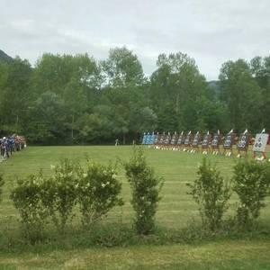 Euskadiko VII. Arku Txapelketa jokatu zuten asteburuan