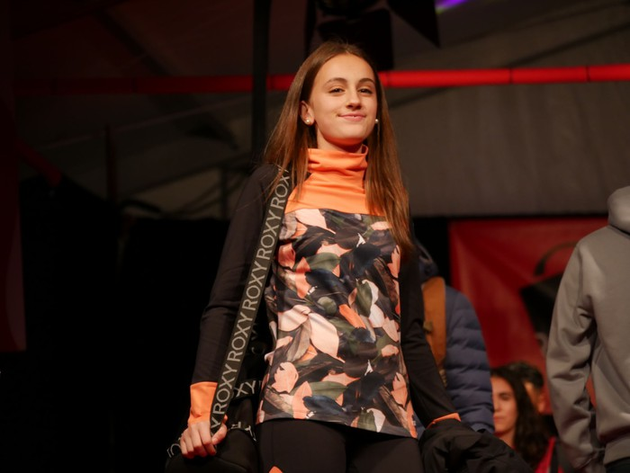"""Herritarrak """"modelo afizionatu"""", Laudio moda desfilean - 208"""